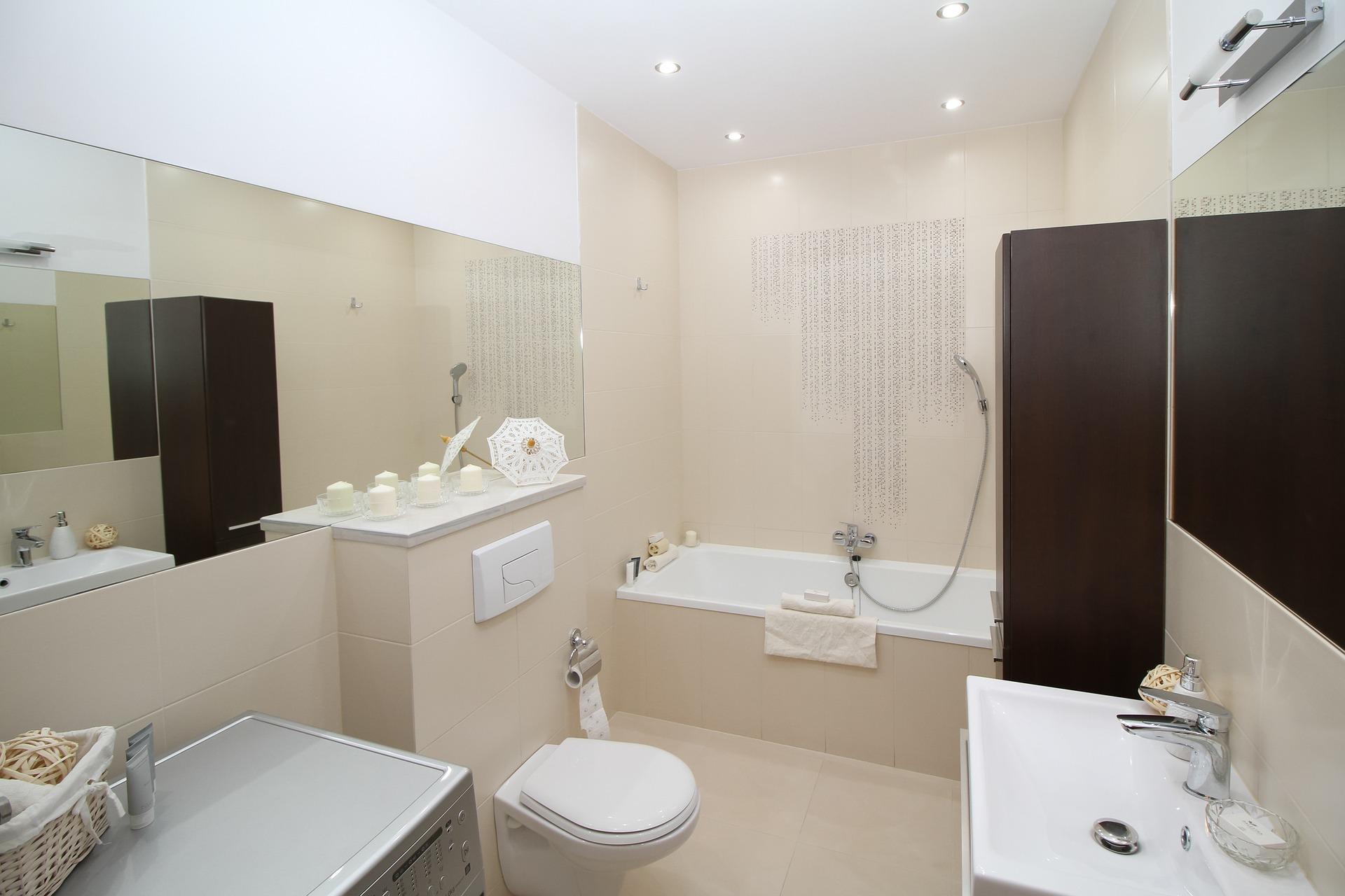 Voorkom een lekkage in de badkamer thuisverbouwen