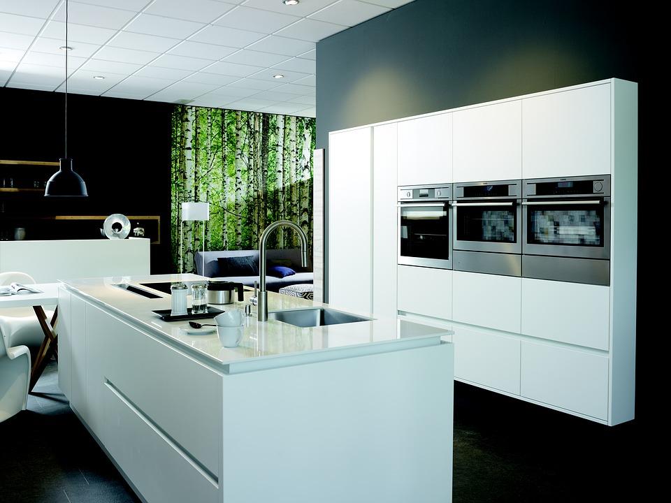 Keuken Kleine Ruimte : U keuken met schiereiland elegant kookeiland kleine ruimte mooi u