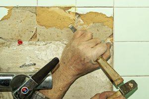 thuis verbouwen afvoeren bouwafval